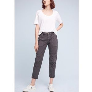 Hei Hei (Anthro) The Wanderer Gray Cargo Pants